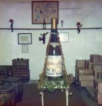 bouteille d'or 1979