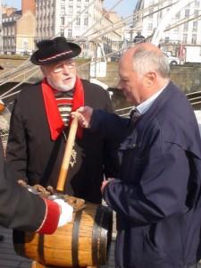 Daniel Croze, Commandant du Saint Michel II, réussira-t'il à embarquer ?