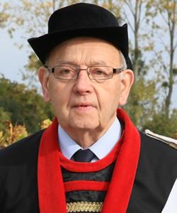 André BOURGOIN Le Loroux-Bottereau Conseiller emeritus Créateur de pilons pour les bailliages...