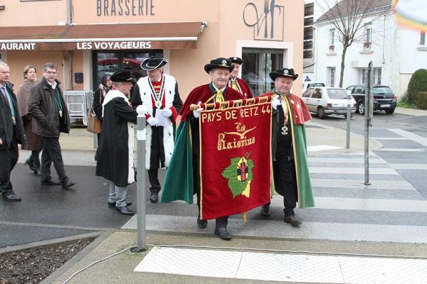 Les Raisvins heureux de fêter St Vincent avec les Bretvins