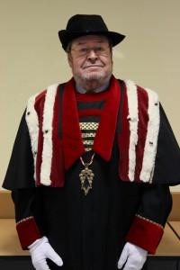 Gérard Monharoul, nouveau sénéchal