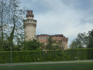 Le château de Pollenzo