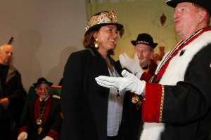 Le bonheur de la valletaise Mathilde Moreau, reine du Carnaval 2020
